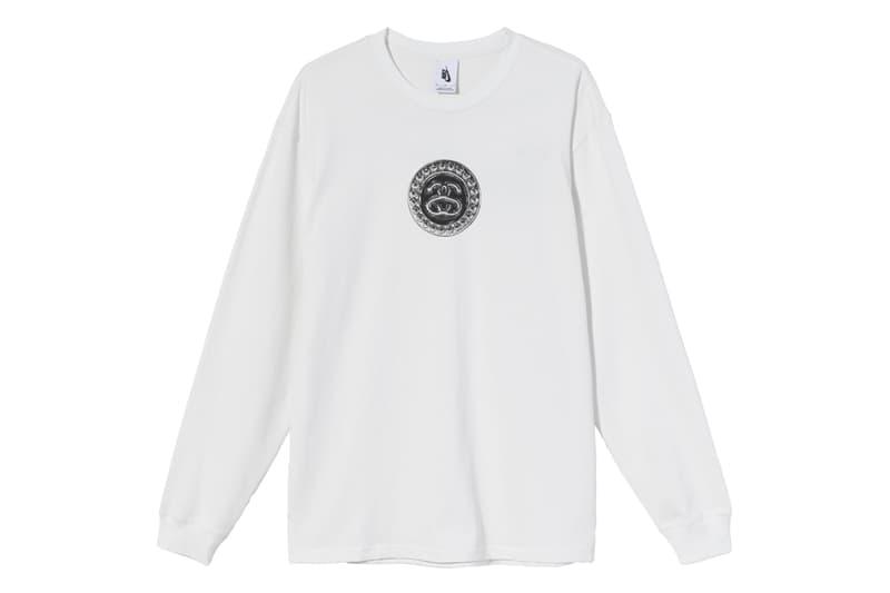 스투시 x 나이키 협업 의류 컬렉션 공식 룩북이 공개됐다, 스웨트수트, 티셔츠, 패딩 팬츠, 버킷햇, 베나시 슬라이드