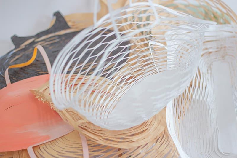 디자인 스튜디오 임성묵, 친환경 소재 사용 '지속 가능한 그물형 쇼핑백' 출시, 지속 가능성, 친환경, 핸드메이드, 특허