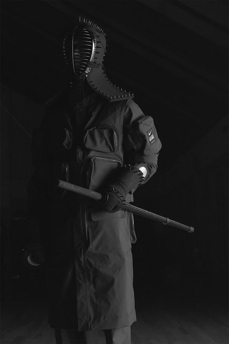 나이키 x 언더커버, 검도복에서 영감 받은 2020 홀리데이 컬렉션 공개, 다카하시 준, 협업 아이템