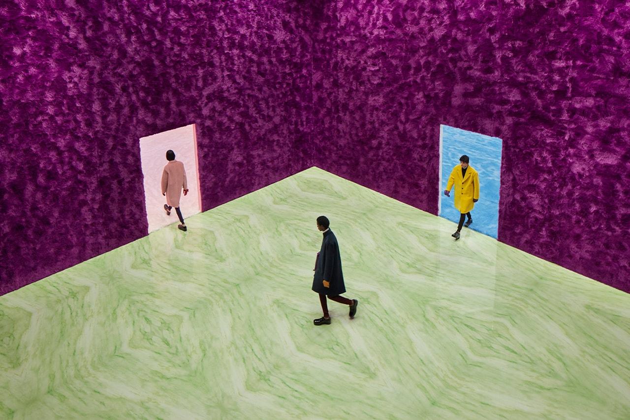 밀라노 패션위크 2021 FW 컬렉션 - 프라다, 어 콜드 월, Z 제냐 등, 에르메네질도 제냐, 칠드런 오브 더 디스코어던스, 울리치, 펜디, 써네이, 한 코펜하겐, 라프 시몬스, 미우치아 프라다, 사무엘 로스, 2021년 가을, 겨울 컬렉션, 디지털 패션위크