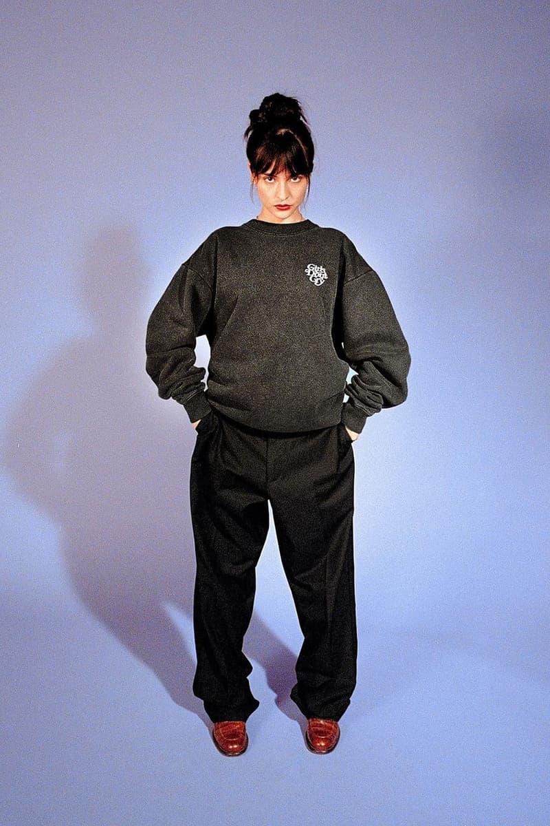 베르디의 걸스 돈 크라이가 선보이는 새 컬렉션 룩북 공개, 씨 유 예스터데이, 후디, 스웨트셔츠, 롱슬리브, 토트백