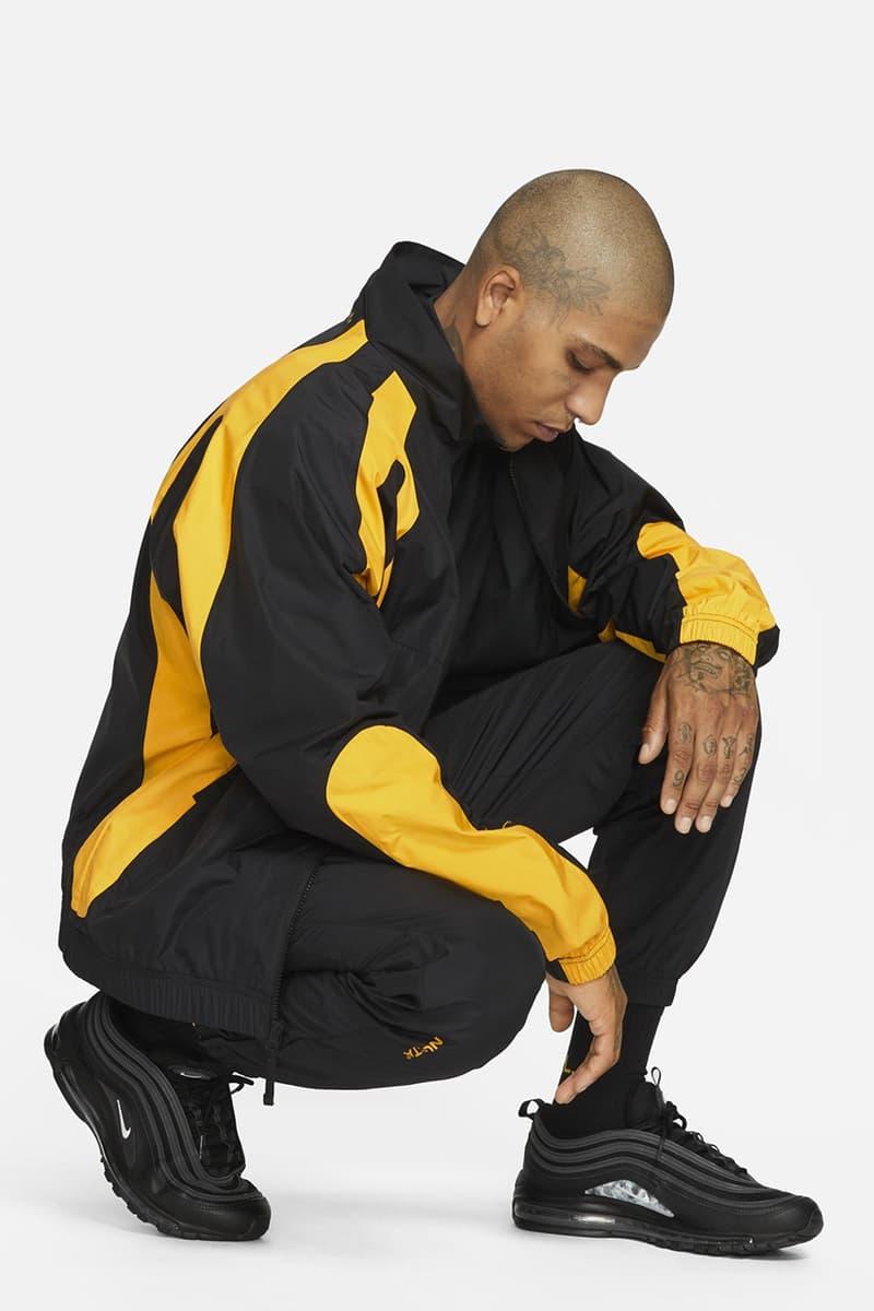 드레이크 x 나이키 '녹타' 두 번째 드롭 국내 출시 정보, 트랙 재킷, 트랙 팬츠, 반소매 티셔츠, 반팔티, 모크 넥 톱,