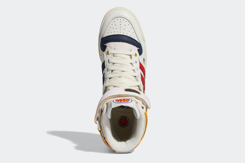 에릭 엠마누엘 x 아디다스 포럼 하이 '맥도날드 올 아메리칸' 사진 유출, 미국 고교 농구,