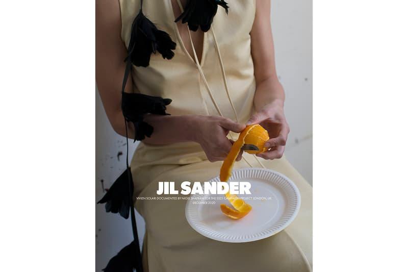 포토그래퍼의 개개인의 개성이 담긴 질 샌더의 2021 봄, 여름 캠페인, 사진작가, 비비 보스윅, 드류 자렛, 나이젤 샤프란, 루크 마이어, 루시 마이어