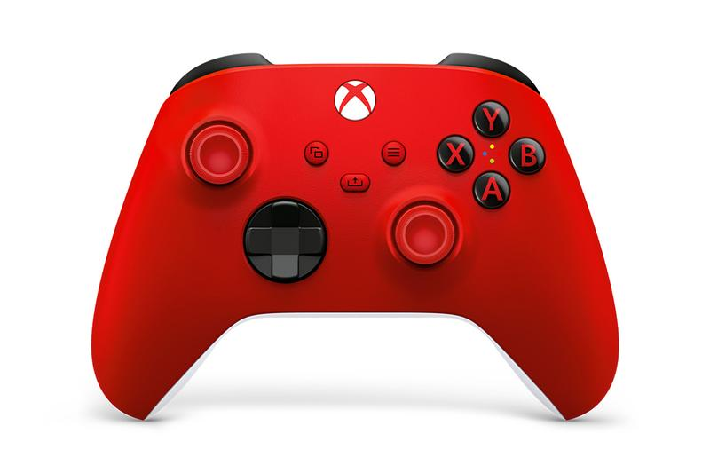 마이크로소프트, 새로운 엑스박스 무선 컨트롤러 '펄스 레드' 공개, 시리즈 X, 플레이스테이션, 콘솔, 패드