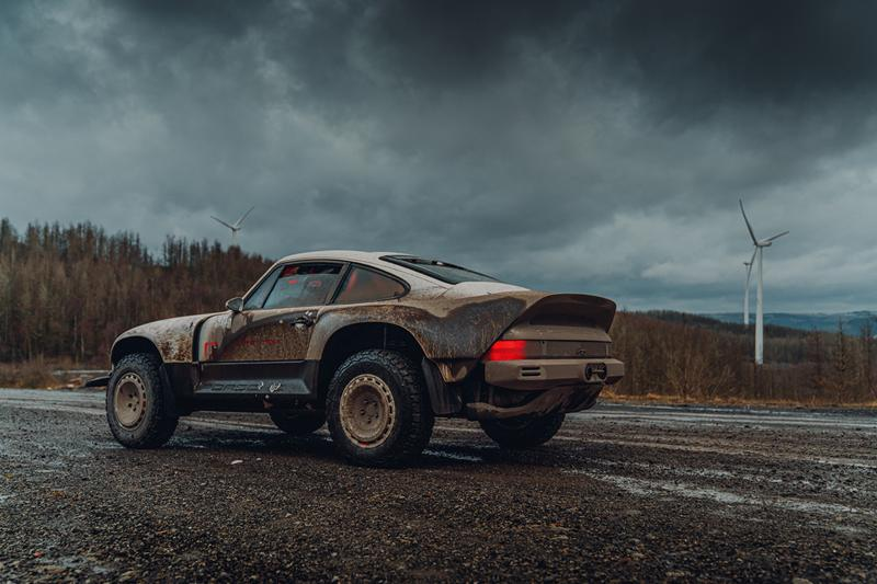 사막 횡단 거뜬한 오프로드형 스포츠카, '포르쉐 911 사파리' 공개, 싱어 ACS