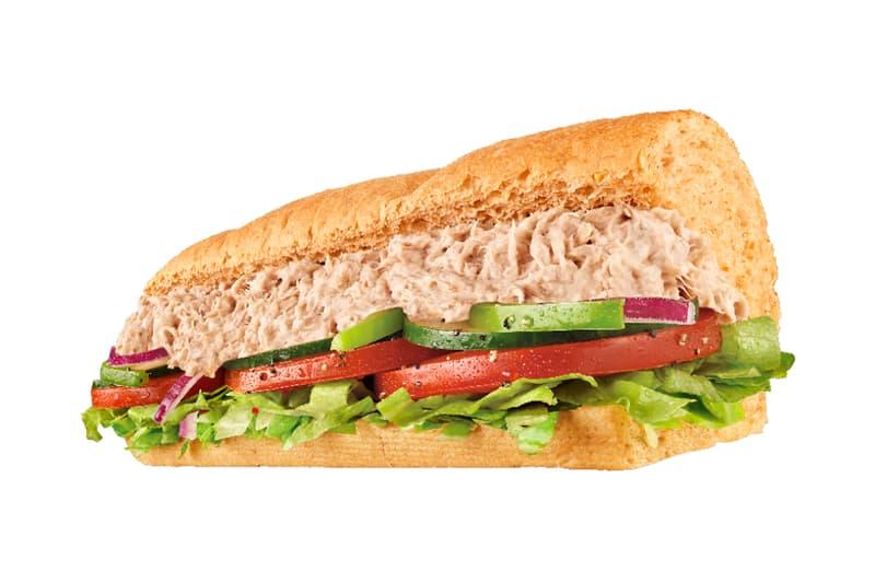서브웨이 참치 샌드위치에 '참치가 들어 있지 않다'는 소송이 제기됐다, 재료, 섭웨, 고소