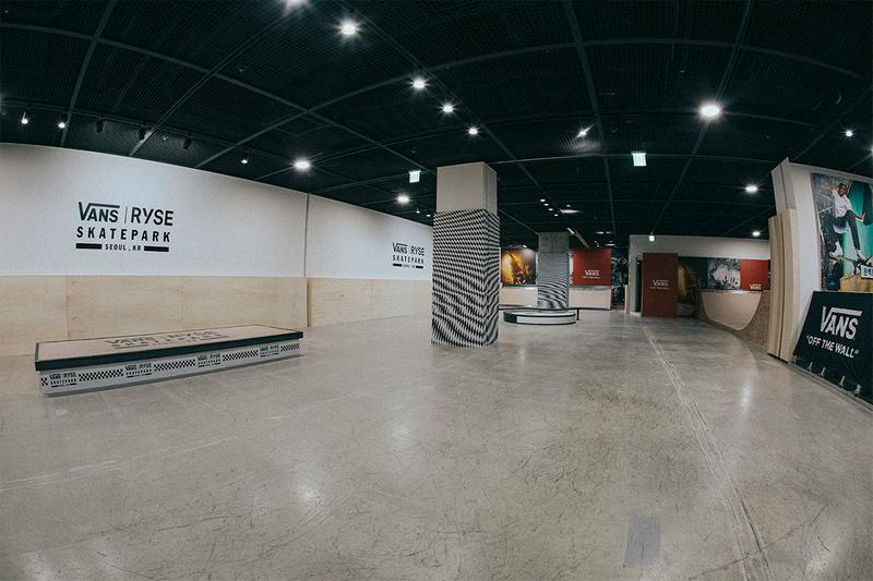 홍대에 실내 스케이트 파크 '반스 라이즈 스케이트 파크'가 문을 열었다, 서울, 스케이트보드, 스케이팅, 보딩, 보드