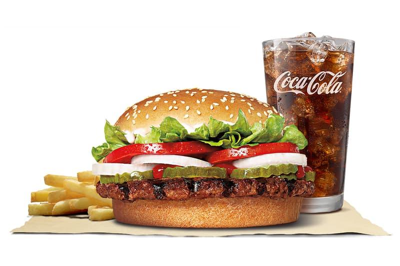 버거킹, 국내서 처음 선보이는 대체육 메뉴 '플랜트 와퍼' 출시, 콩고기, 비건, 채식, 식물성 단백질