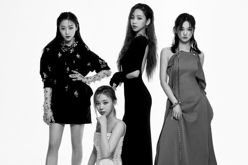 케이팝 그룹 에스파가 지방시의 브랜드 앰배서더로 선정됐다, 앰배서더, 카리나, 지젤, 윈터, 닝닝, SM 엔터테인먼트, 매튜 윌리엄스
