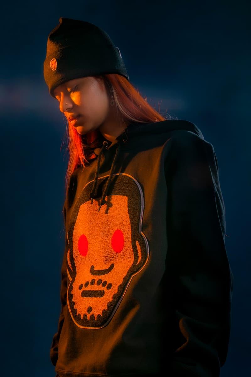 키드 커디 x 베이프, 바시티 재킷부터 티셔츠까지 포함된 협업 캡슐 컬렉션 출시, 지샥