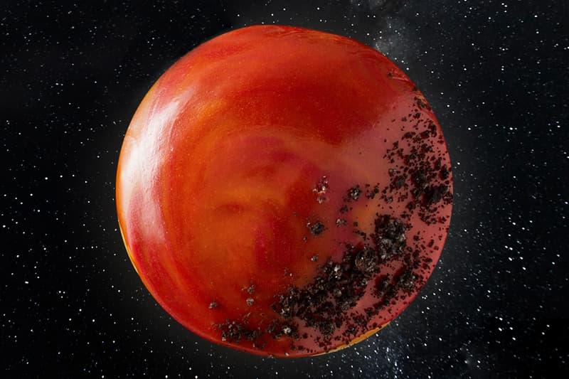 크리스피 크림이 화성의 모양을 그대로 본뜬 '마스 도넛'을 출시한다, 미국 항공우주국, NASA
