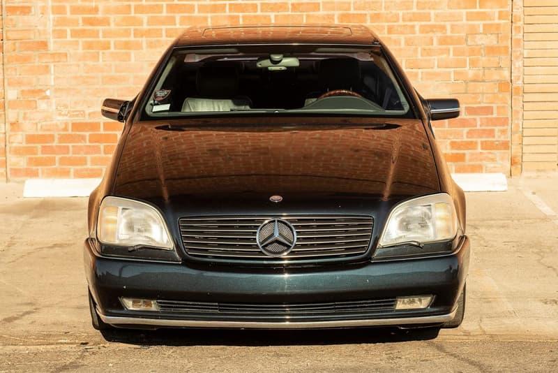마이클 조던이 탔던 '메르세데스-벤츠 S600'이 경매에 올랐다, 에어 조던, 더 라스트 댄스