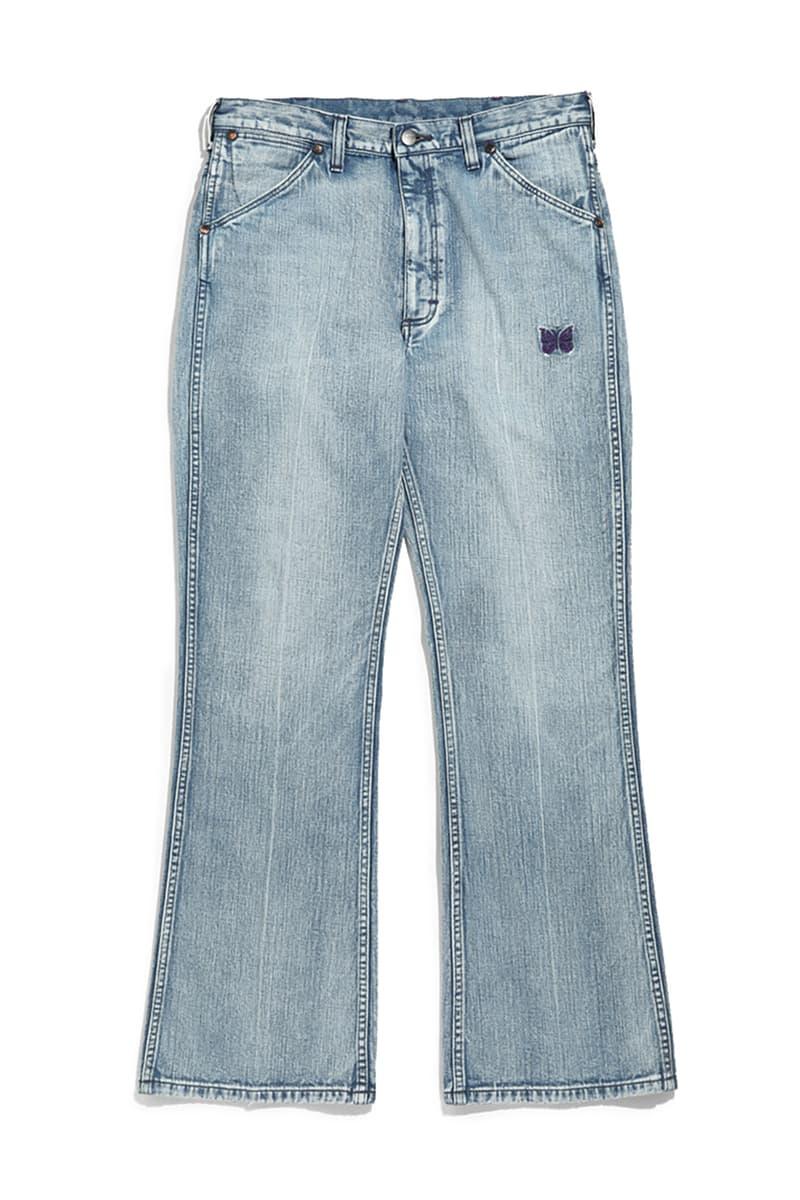 니들스 x 랭글러 협업 데님 컬렉션, wrangler, needles, 데님 재킷, 웨스턴 셔츠, 부츠컷 진, 슬림 진, 워싱, 생지, 빈티지 워싱, 11MJ 프로토 모델 재킷, 27MW 셔츠