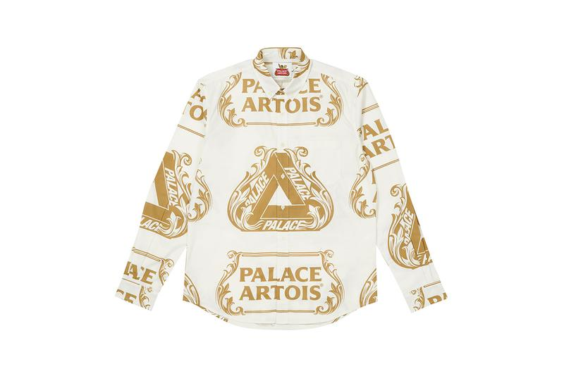 팔라스 x 스텔라 아르투아 협업 컬렉션 '팔라스 아르투아' 전체 아이템 살펴보기, 맥주, 벨기에, 필스너, 스트리트웨어, 한정판