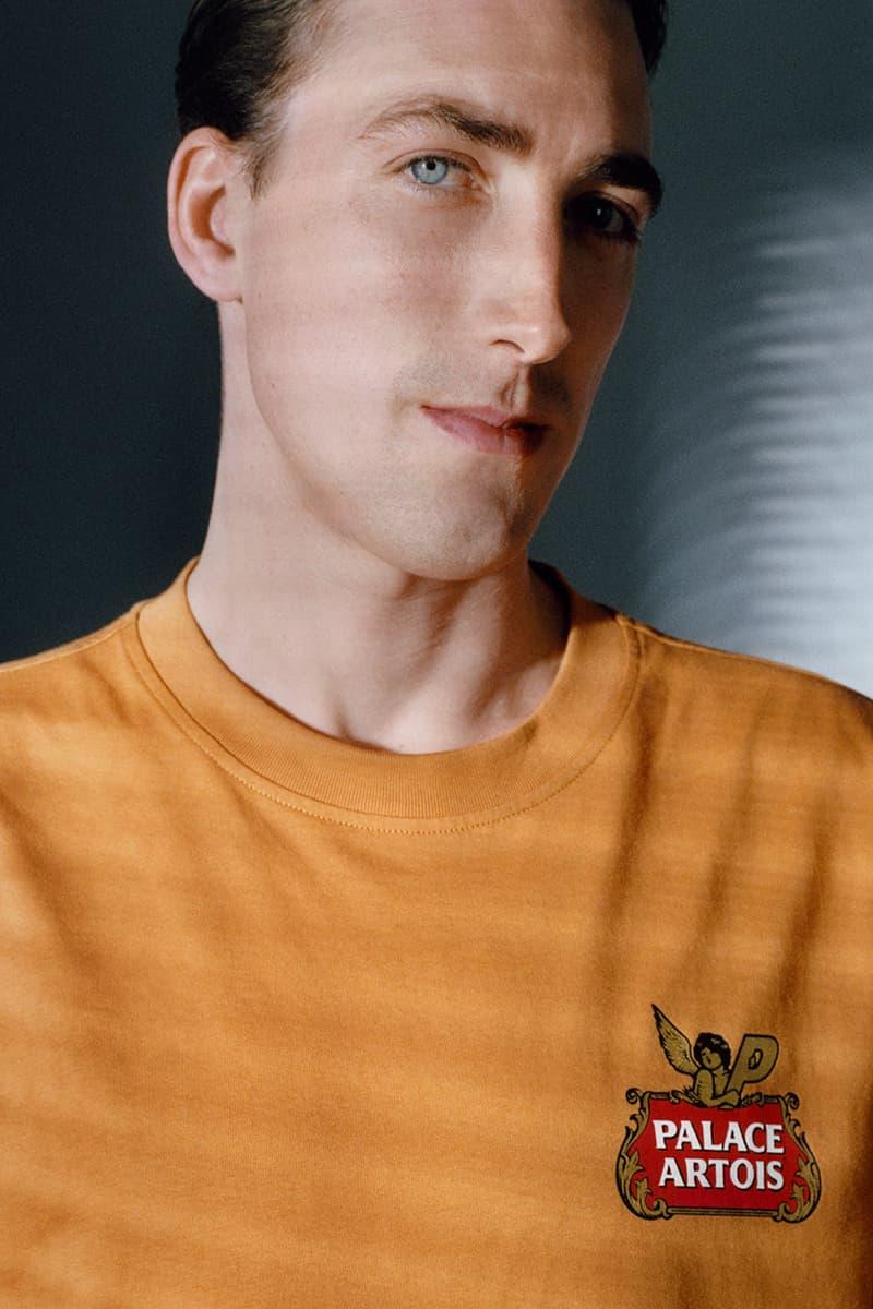 팔라스 x 스텔라 아르투아 협업 컬렉션 '팔라스 아르투아' 룩북, 맥주, 벨기에, 필스너, 스트리트웨어, 한정판