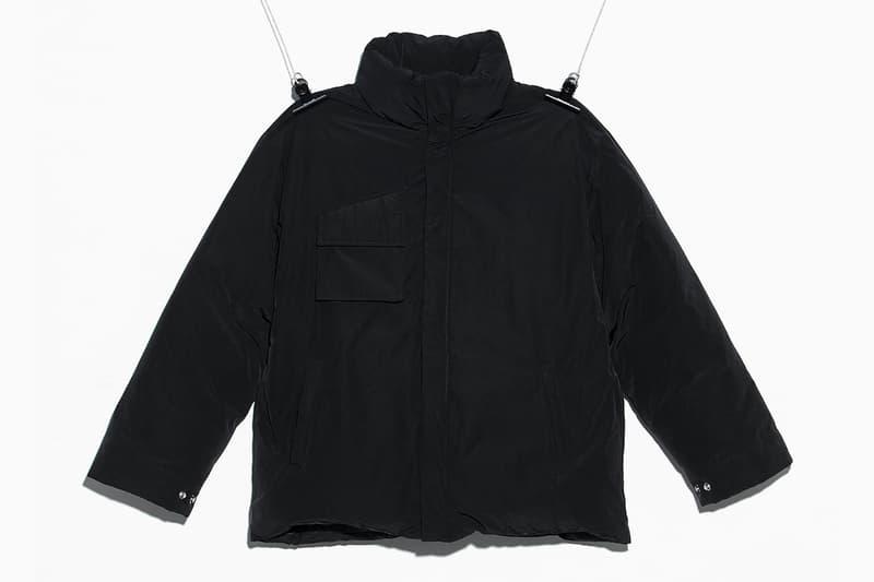 피스마이너스원, 스웨트셔츠, 다운 재킷, 반지, 목걸이 등 기습 출시, 다운 재킷, 복주머니, 데이지, 반지, 스웨트셔츠