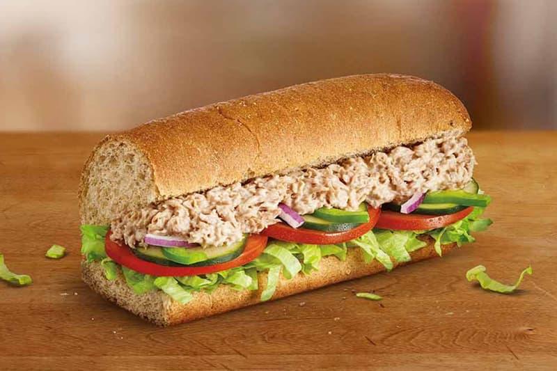 서브웨이가 '가짜 참치 샌드위치' 논란에 할인 이벤트로 응답했다, ITSREAL, Tuna Sand, 튜나 샌드위치