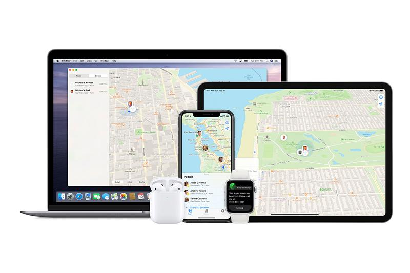 애플 아이폰에 몇 주 내로 '잃어버린 물건 찾기' 기능이 도입된다, 나의 아이폰 찾기, Find My, 분실 신고, 에어팟 찾기, 맥북 찾기