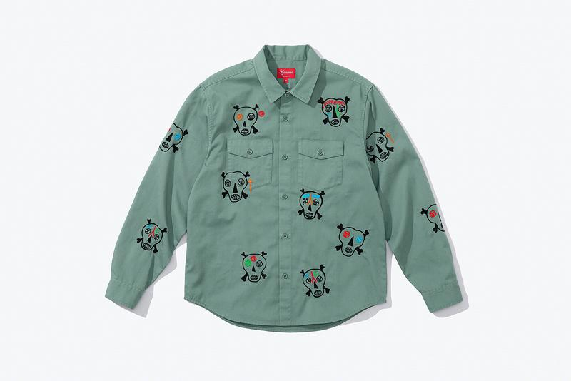슈프림 x 클래이튼 패터슨 2021 봄, 여름 협업 캡슐 컬렉션, MA-1 재킷, 셔츠, 데님 팬츠, 스냅백, 발매 정보