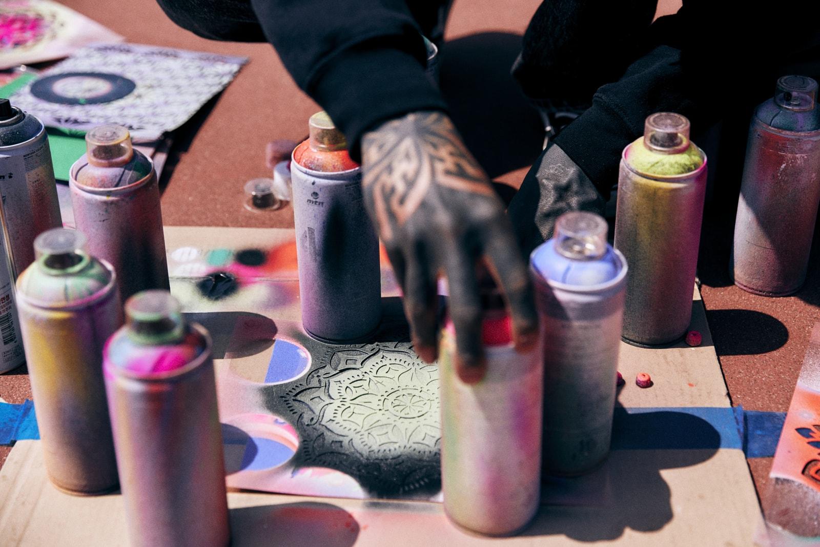 반스가 전하는 스케이터 구현준의 '그립 테이프 커스텀' 이야기, vans, skateboard, 스케이트보더