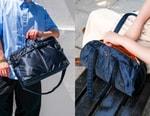 포터, '아이언 블루' 컬러를 두른 탱커 가방 컬렉션 출시
