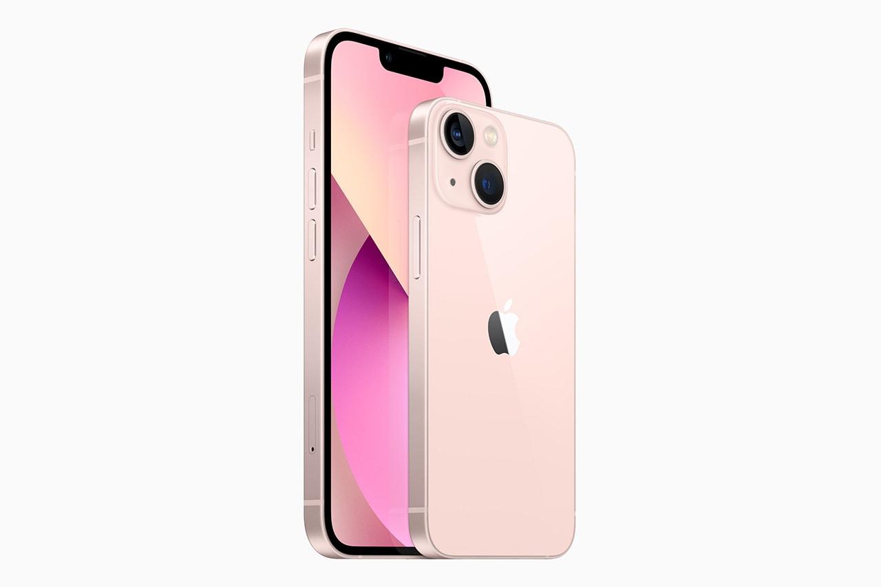 드디어 베일을 벗은, 애플 '아이폰 13' & '아이폰 13 미니' 스펙 및 가격 정보, 스마트폰, A15 바이오닉 칩