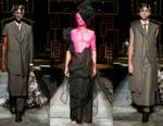 남성복과 여성복의 경계를 무너뜨린 톰 브라운 2022 SS 컬렉션 런웨이