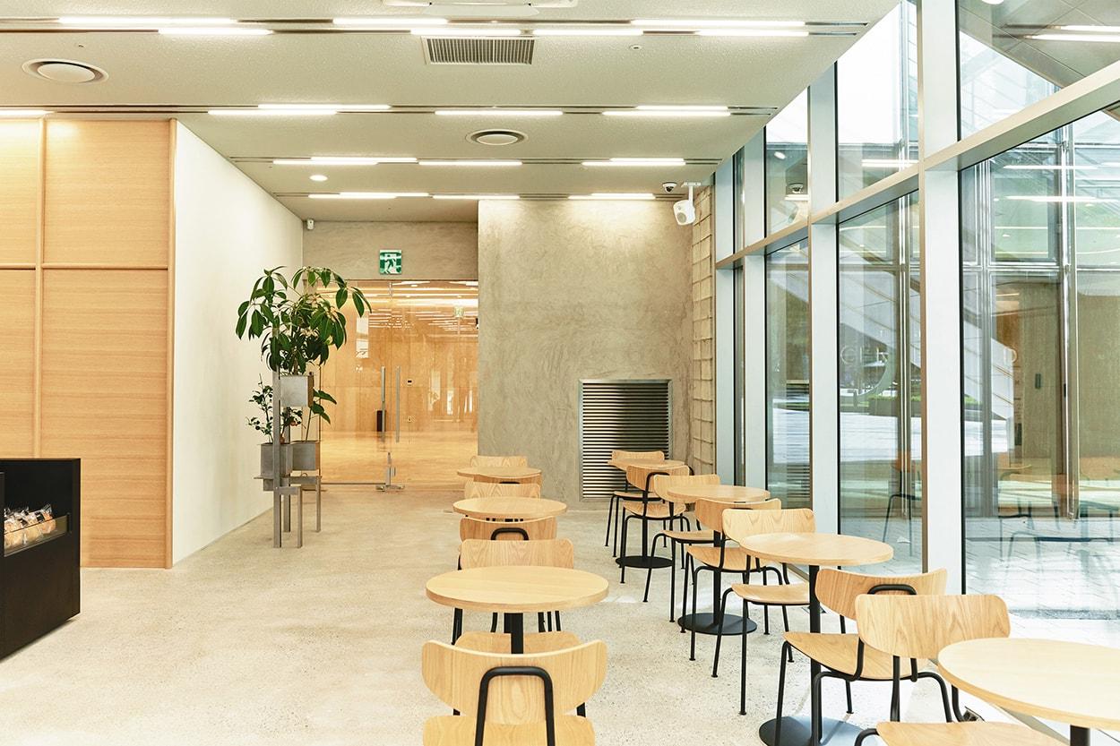 서울에 자리한 '하입비스트'의 카페, '하입빈즈 센터필드' 오픈