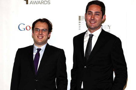 Kevin Systrom & Mike Krieger