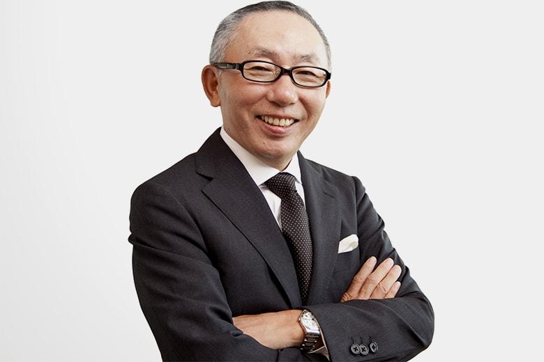 Tadashi Yanai