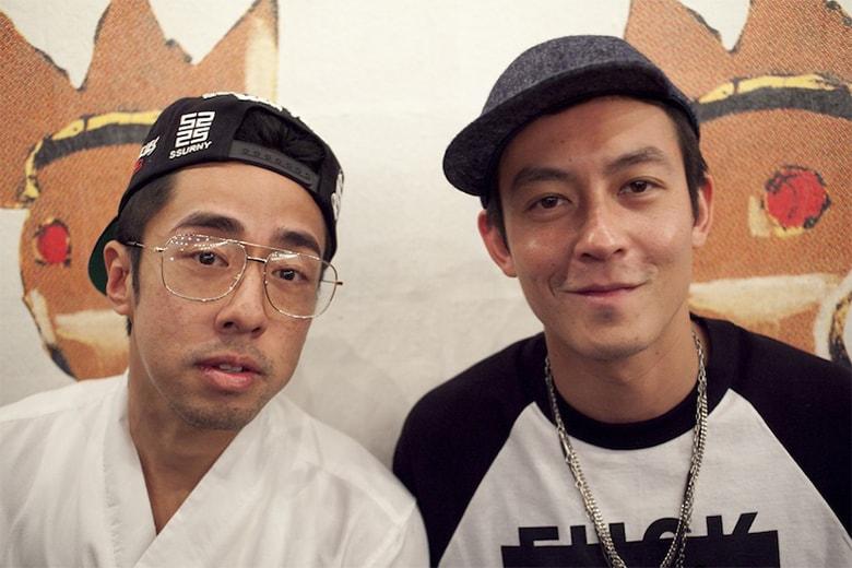 Edison Chen & Kevin Poon