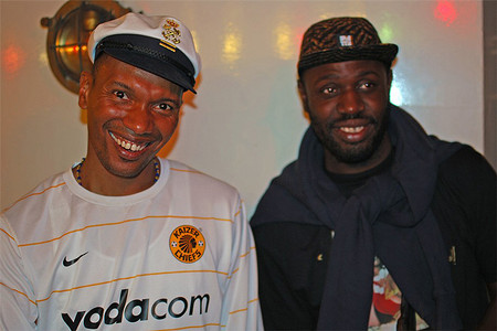 Gee Schmidt & Edson Sabajo