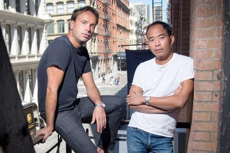 Prathan Poopat and Flavio Girolami