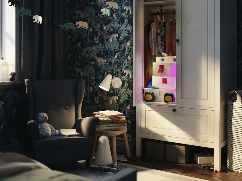 LEGO x IKEA 全新聯乘 BYGGLEK 收納櫃正式曝光 | HYPEBEAST