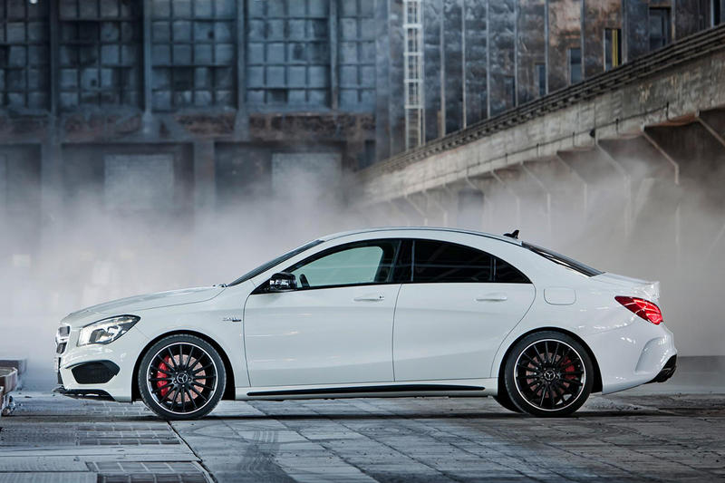 2014 Mercedes-Benz CLA 45 AMG | HYPEBEAST