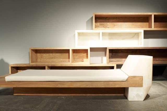 Rick Owens Urban Minimalist Furniture Showing at Salon94 ...
