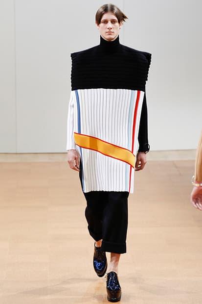 J.W. ANDERSON - Fall/Winter 2014 Menswear Collection