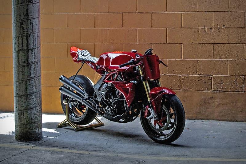 Deus Ex Machina Ago TT Motorcycle   Uncrate
