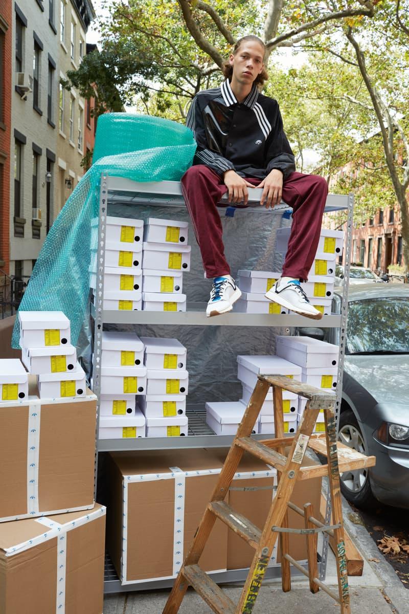 adidas Originals by ALEXANDER WANG SEASON 3: DROP 3 - Proper
