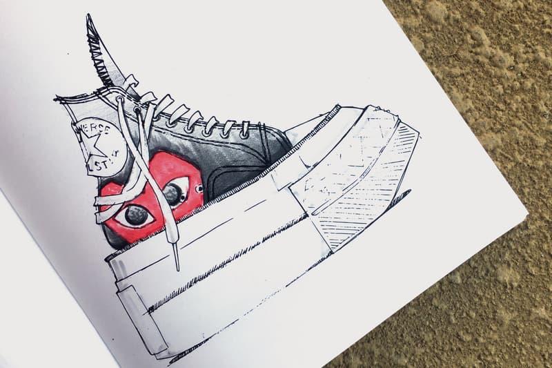 COLOR ME COOL Book 3 Men's Footwear   HYPEBEAST