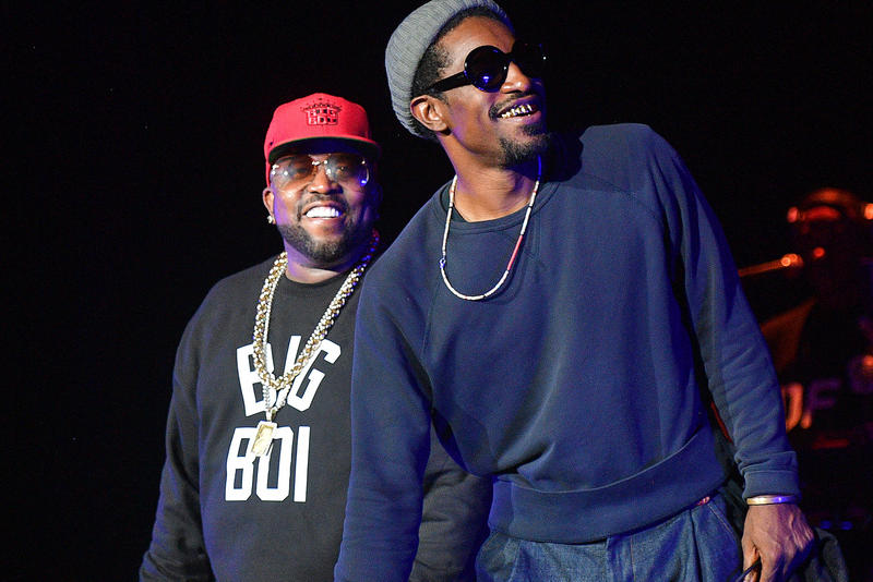 """André 3000 """"Totally Fine"""" If Outkast Never Does Another ..."""