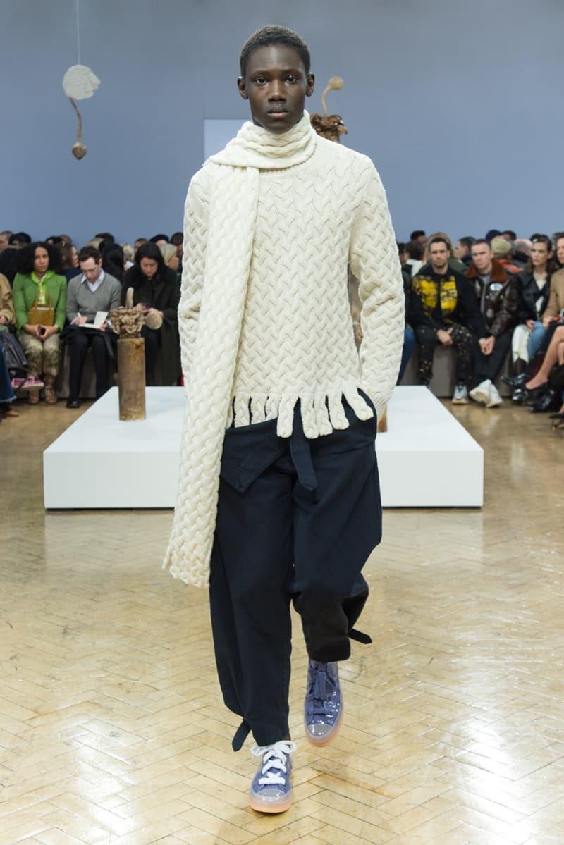 J.W. Anderson Menswear Fall Winter 2014 London - NOWFASHION