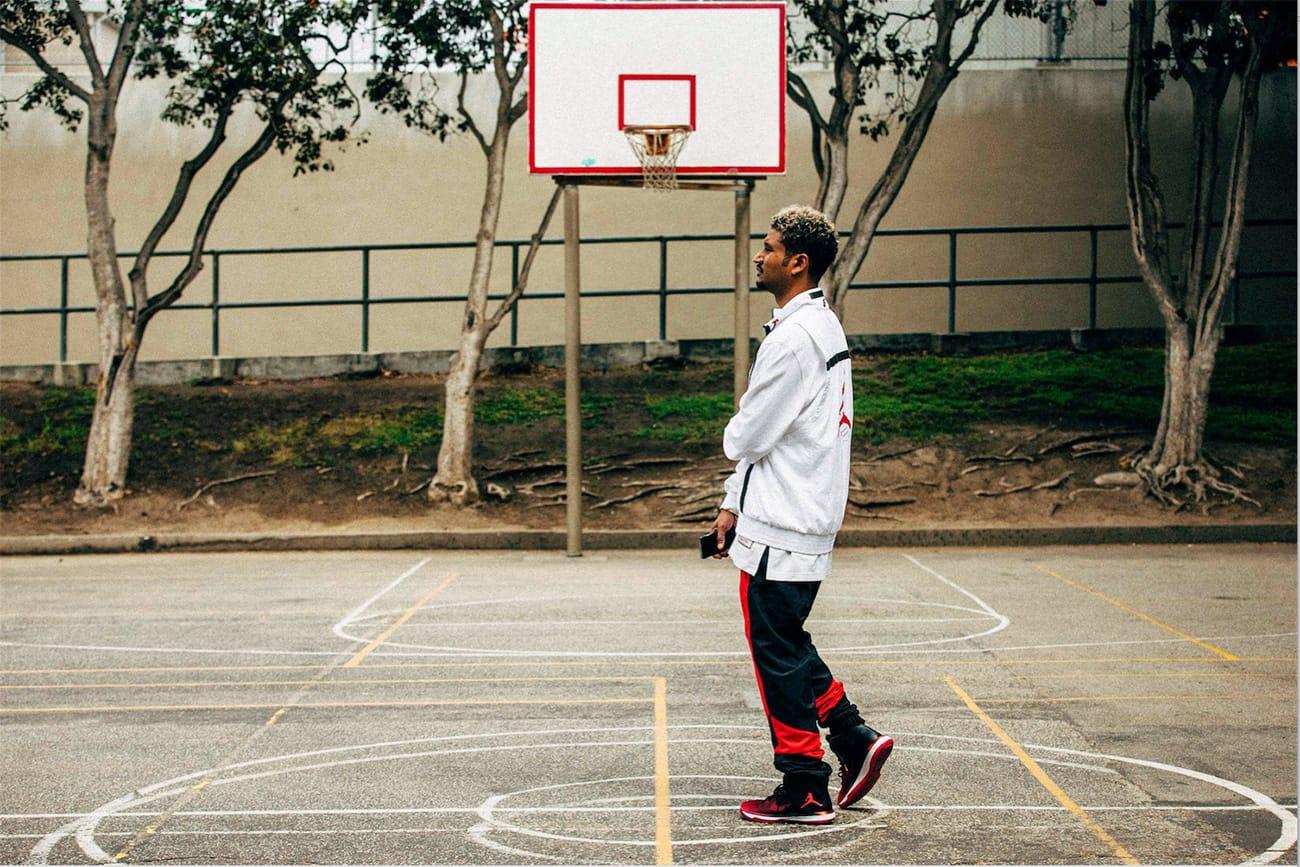 Hyper Beast Fullprint Hoodie: Exclusive: The Air Jordan XXXI Lookbook