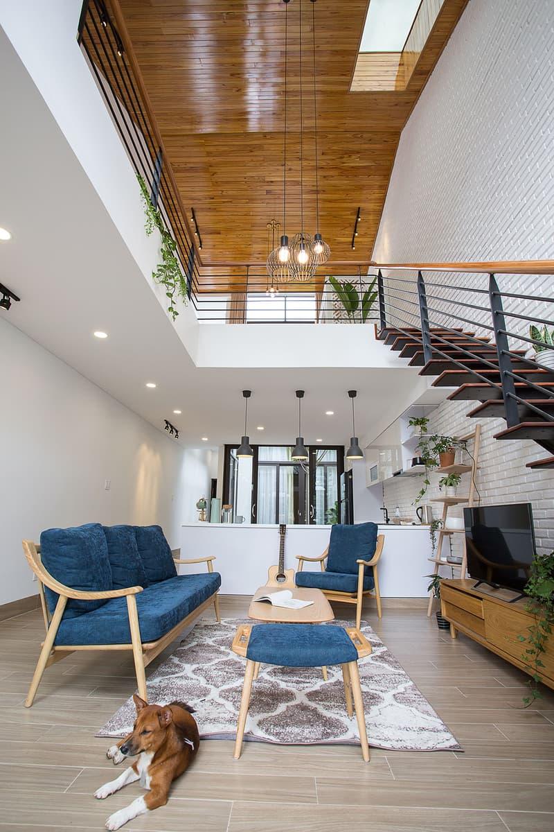 Minimalist Interior Design: Minimalist House By 85 Design In Vietnam