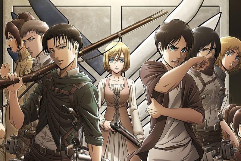 'Attack on Titan' Manga Final Panel Revealed   HYPEBEAST