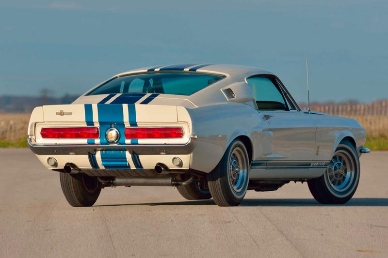 Mustang Gt500 Shelby 1967 Cena