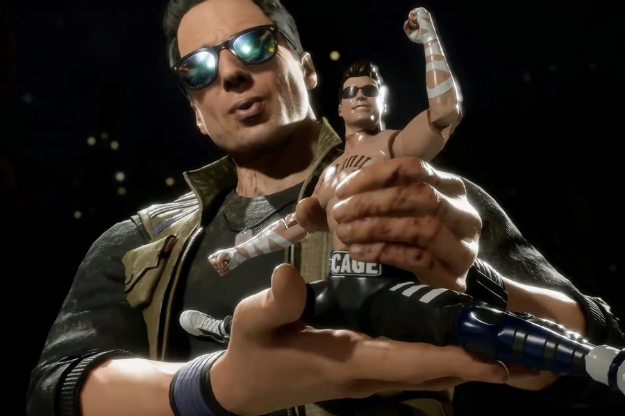 Mortal Kombat: 10 Things You Never Knew about Johnny Cage