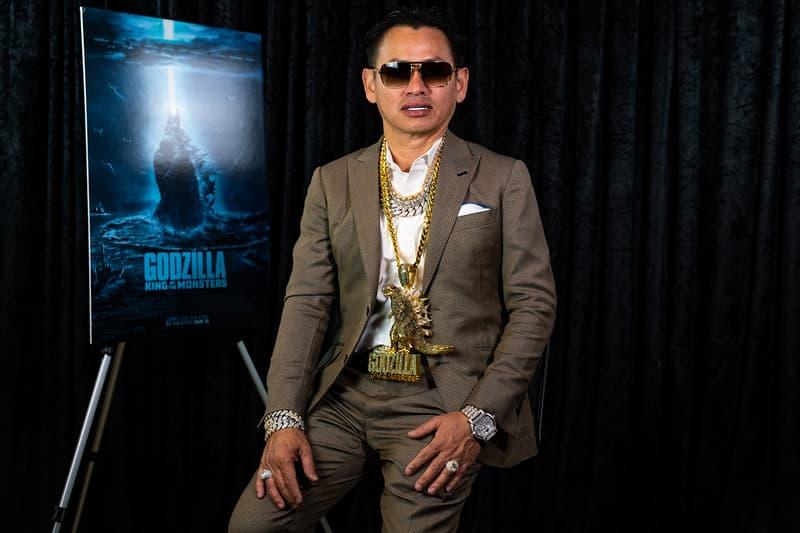 Johnny Dang 'Godzilla' Diamond Chain & Pendant | HYPEBEAST