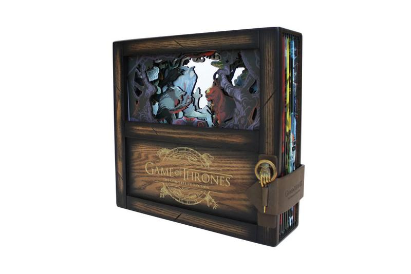 Game Of Thrones Blu Ray Box